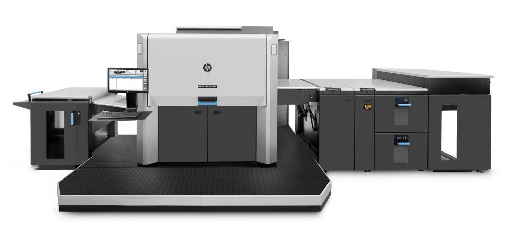 Presse numérique - Indigo 12000