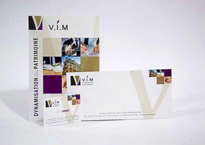 Papeterie, plaquette, flyer, carton de correspondance et carte de visite, impression numérique